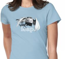 Winged Bus Womens Fitted T-Shirt