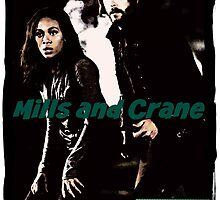 Abbie Mills & Ichabod Crane - Comic Book Style by selinakylie