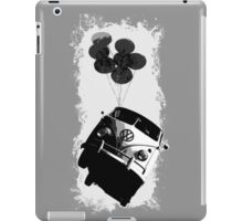 Balloon Bus iPad Case/Skin