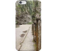 Old bridge iPhone Case/Skin