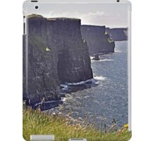 Cliffs of Moher - County Clare - Ireland iPad Case/Skin
