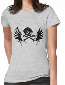 theDangerz Womens Fitted T-Shirt