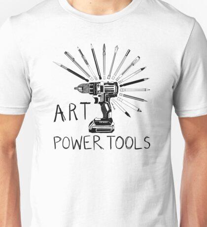 Art Power Tools Unisex T-Shirt