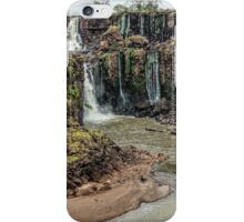 Iguaza Falls - No. 9 iPhone Case/Skin