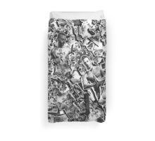 Trinity (monochrome) Duvet Cover