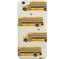 Back to school! iPhone Case/Skin