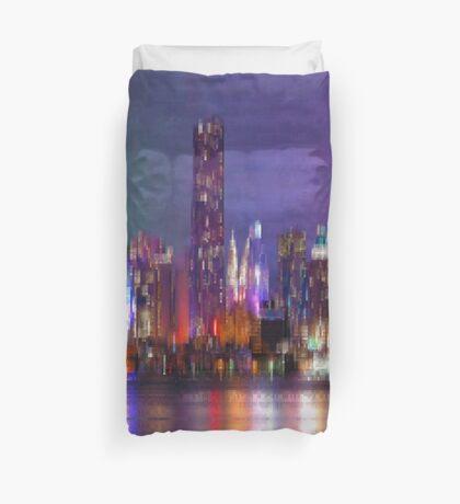 New York: Gotham See, Gotham Do Duvet Cover