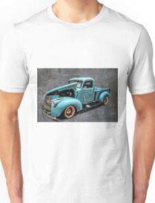 Seeing You In Baby Blue By CJ Anderson Unisex T-Shirt