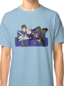 Team Tenth Doctor! Classic T-Shirt