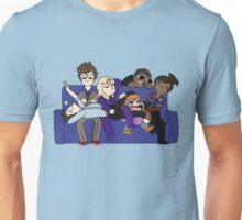 Team Tenth Doctor! Unisex T-Shirt