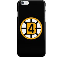 Bobby Orr iPhone Case/Skin
