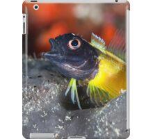 If fish could speak iPad Case/Skin