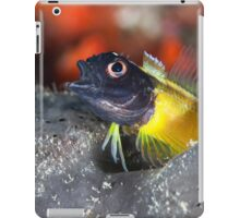 If fish could speak iPad Case/Skin