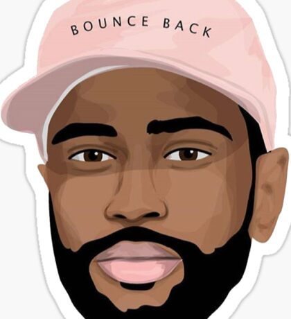 Big Sean (Bounce Back) Sticker Sticker