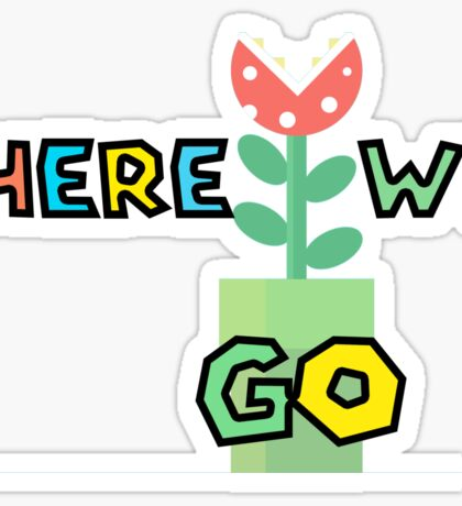 Here we go! Sticker