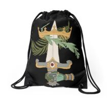 Ace of Swords Sac à cordon