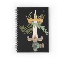 Ace of Swords Cahier à spirale