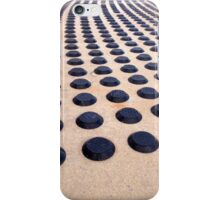 Textured Footpath Photo iPhone Case/Skin