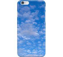 Powder Blue Sky iPhone Case/Skin