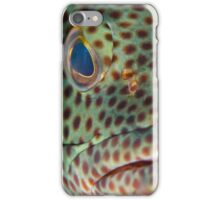 Watchful sea of spots iPhone Case/Skin