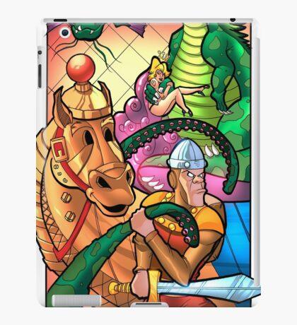 DRAGONS LAIR iPad Case/Skin