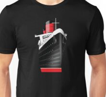 Queen Mary Art Deco Unisex T-Shirt