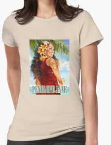 Penelope Jane Womens Fitted T-Shirt