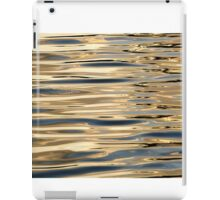 Water abstract. iPad Case/Skin