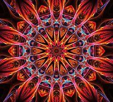 Pattern Kaleidoscope 06 by fantasytripp