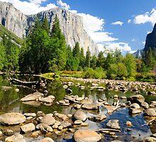 Yosemite national park. California. USA. by Oleg Zaslavsky