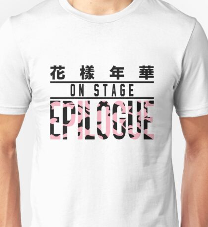 BTS - 화양연화 ON STAGE : EPILOGUE Unisex T-Shirt