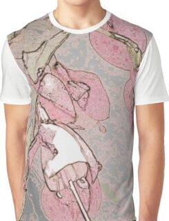Pink Petal Graphic T-Shirt