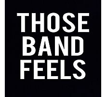 Bands. Photographic Print