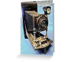 Autographic Kodak Special Greeting Card