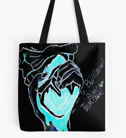 Tell-Tale Heart Tote Bag