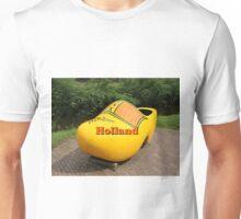Holland: giant yellow clog Unisex T-Shirt