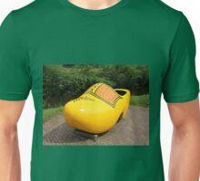 Giant yellow clog, Holland Unisex T-Shirt