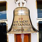 Ship's Bell, Royal Yacht Britannia by Robert Steadman