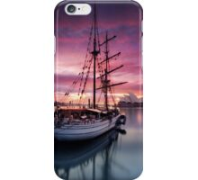 The Tall Ship iPhone Case/Skin