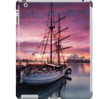 The Tall Ship iPad Case/Skin