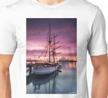 The Tall Ship Unisex T-Shirt
