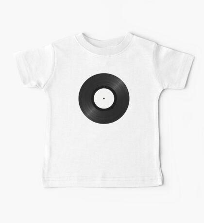Vinyl - Classic design Baby Tee