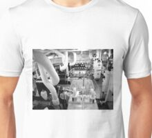 Engine Room, Royal Yacht Britannia Unisex T-Shirt