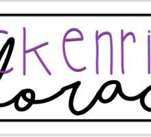 Breckenridge Sticker