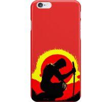 wolverinesunset iPhone Case/Skin