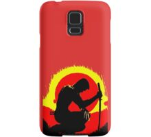 wolverinesunset Samsung Galaxy Case/Skin