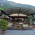 Steak House...Olu Deniz, Turkey by lynn carter