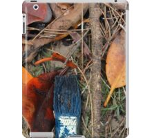 A Brush With Nature iPad Case/Skin