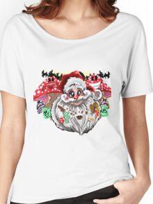 Santa's secret stash! Women's Relaxed Fit T-Shirt