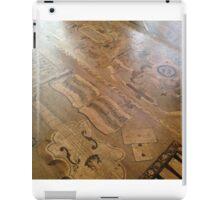 Musical Table Top, Hardwick Hall iPad Case/Skin